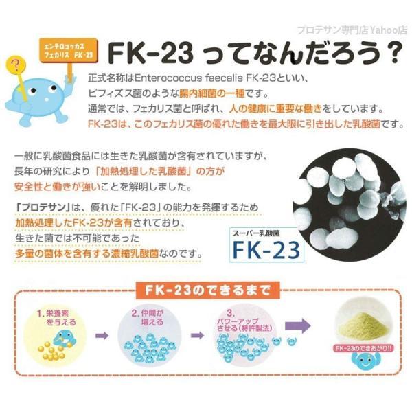 プロテサンR 45包◆4包増量★計49包 ニチニチ製薬公認正規販売店 濃縮乳酸菌 プロテサン FK23乳酸菌|protesun|03