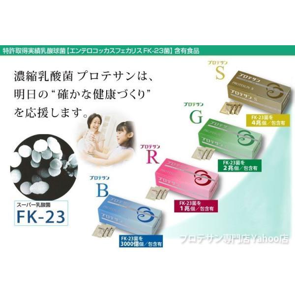 プロテサンR 45包◆4包増量★計49包 ニチニチ製薬公認正規販売店 濃縮乳酸菌 プロテサン FK23乳酸菌|protesun|04