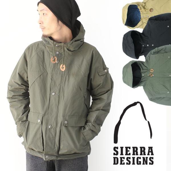アウトドア フェス ファッション メンズ シェラデザイン マウンテンパーカー 60/40 SIERRA DESIGNS キャンプ ブランド おしゃれ|protocol