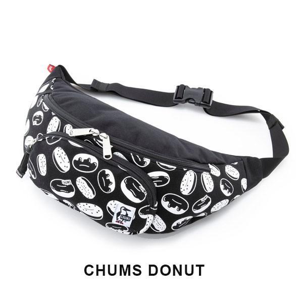CHUMS チャムス ボディバッグ ショルダーバッグ Fanny Pack Sweat Nylon ファニーパックスウェットナイロン CH60-2677|protocol|12