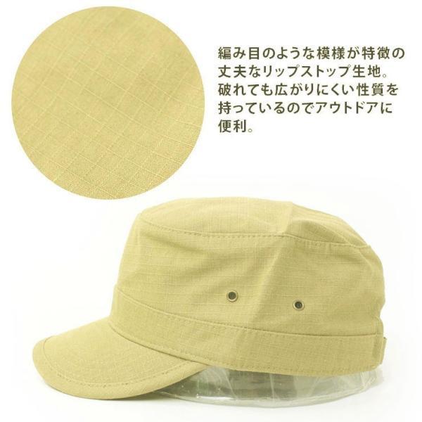 帽子 メンズ キャンプ ワークキャップ 大きいサイズ リップストップ キャップ アウトドア レディース フェス 送料無料|protocol|06