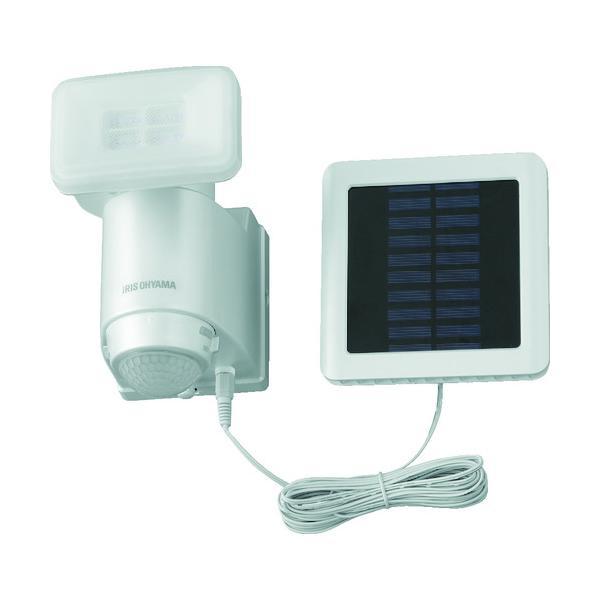 IRIS ソーラー式LED防犯センサーライト (LSL-SBSN-400)