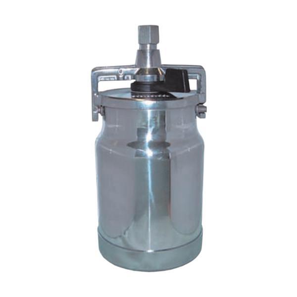 デビルビス 吸上式塗料カップアルミ製レバータイプ(容量1000cc)G3/8(KR-555-1)