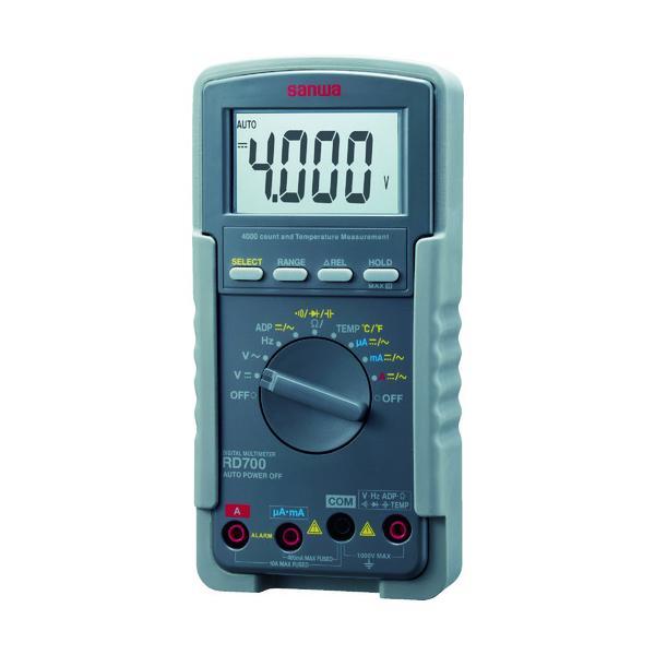 SANWA デジタルマルチメータ (RD700)