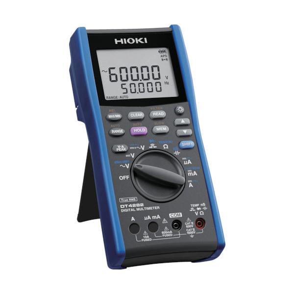 HIOKI デジタルマルチメータ DT4282 (DT4282)