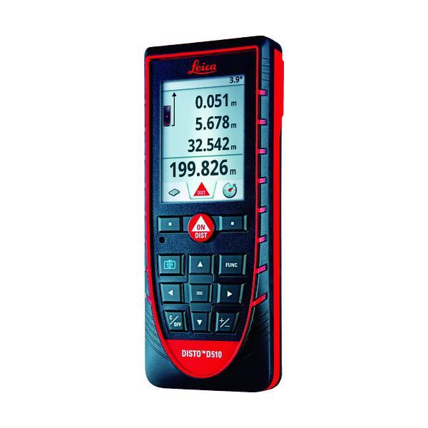 TJMデザイン タジマ レーザー距離計 ライカ ディストD510(DISTO-D510)