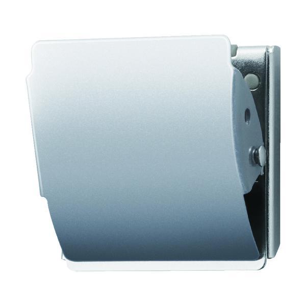 プラス マグネットクリップ CP-047MCR L シルバー (80404) (80404)