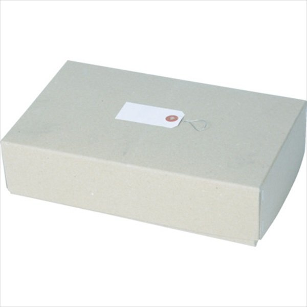 TRUSCO 針金付き豆荷札 60×30MM 2000枚(THNF-S-2000)