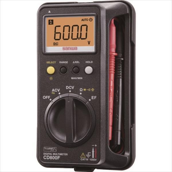 SANWA デジタルマルチメータ (CD800F)