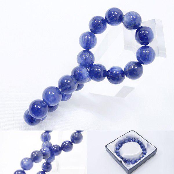 [Original天然石] 美しきブルーの輝き カイヤナイト 藍晶石 A4 [10mm]100031|proud|03