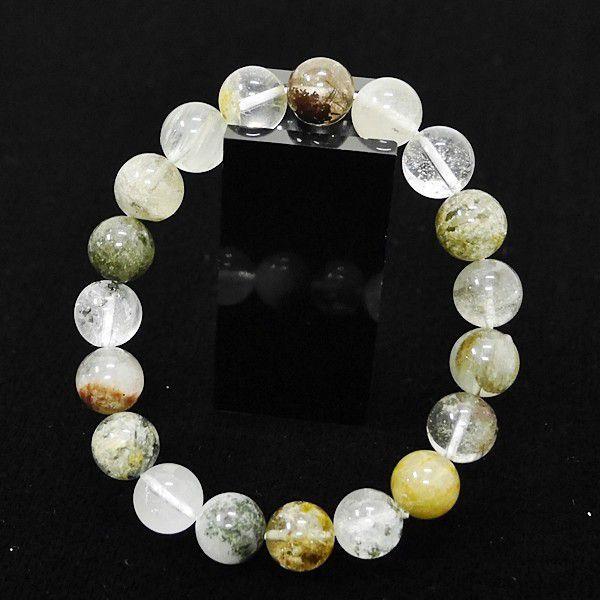 [特選品天然石] ガーデンクオーツ 庭園水晶 [10.5mm]100115|proud