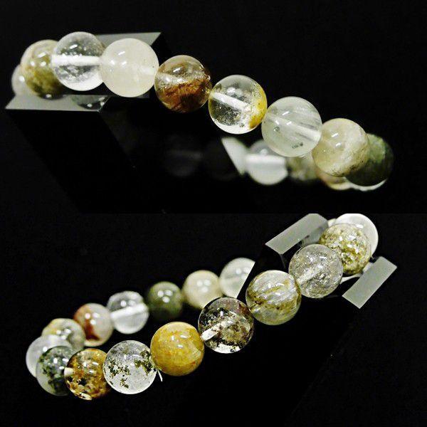 [特選品天然石] ガーデンクオーツ 庭園水晶 [10.5mm]100115|proud|02
