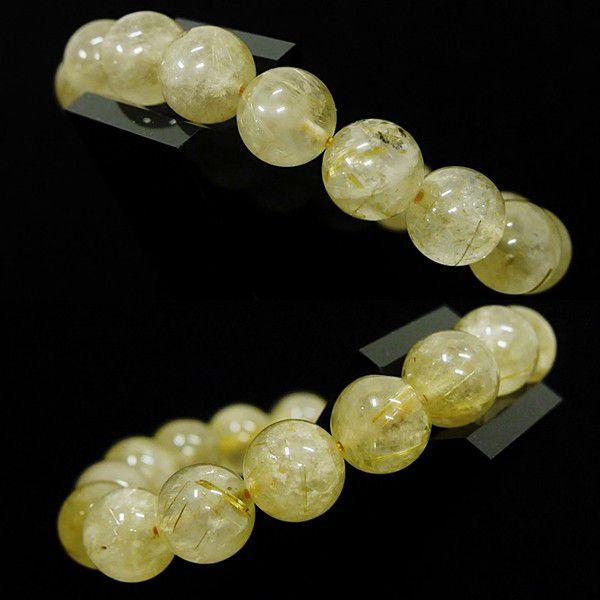 [特選品天然石] ゴールドルチル [12.5mm]100160 proud 02