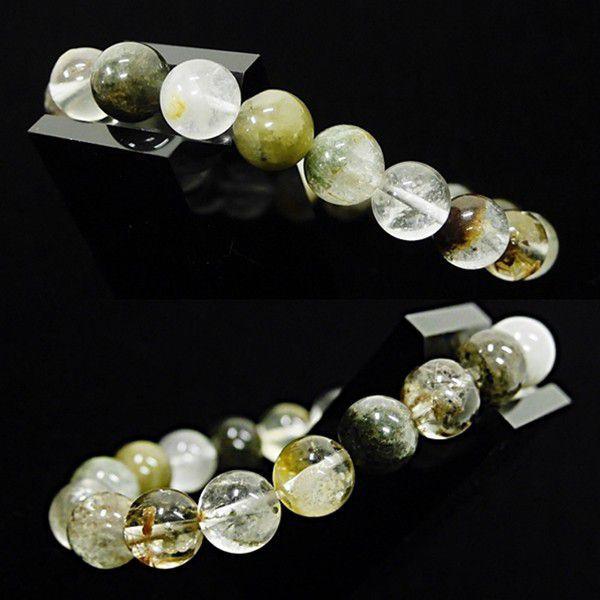 [特選品天然石] ガーデンクオーツ 庭園水晶 [10.5mm]100163|proud|02