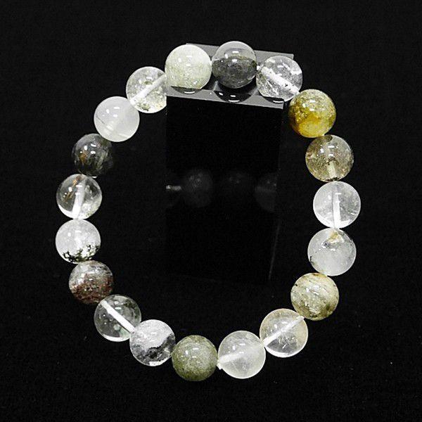 [特選品天然石] ガーデンクオーツ 庭園水晶 [10.5mm]100167|proud