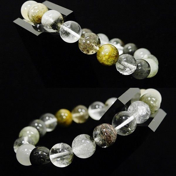 [特選品天然石] ガーデンクオーツ 庭園水晶 [10.5mm]100167|proud|02