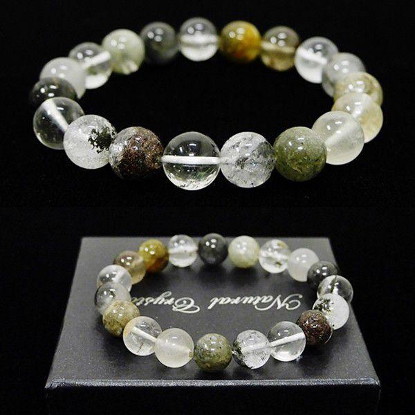 [特選品天然石] ガーデンクオーツ 庭園水晶 [10.5mm]100167|proud|03