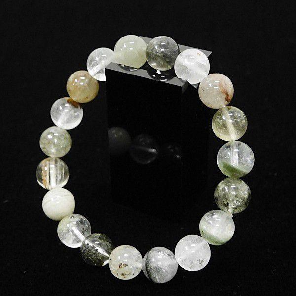 [特選品天然石] ガーデンクオーツ 庭園水晶 [10.5mm]100193|proud