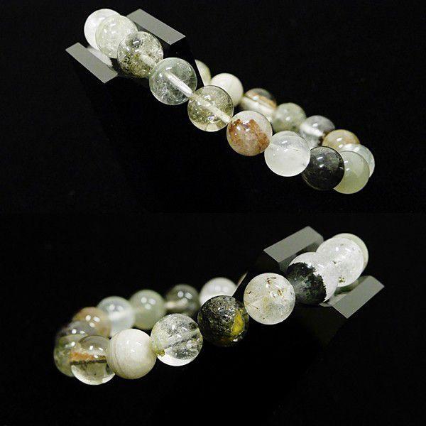 [特選品天然石] ガーデンクオーツ 庭園水晶 [10.5mm]100193|proud|02