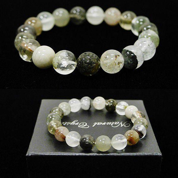 [特選品天然石] ガーデンクオーツ 庭園水晶 [10.5mm]100193|proud|03