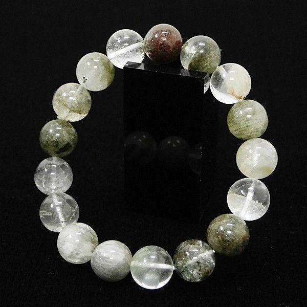 [特選品天然石] ガーデンクオーツ 庭園水晶 [12.5mm]100200|proud