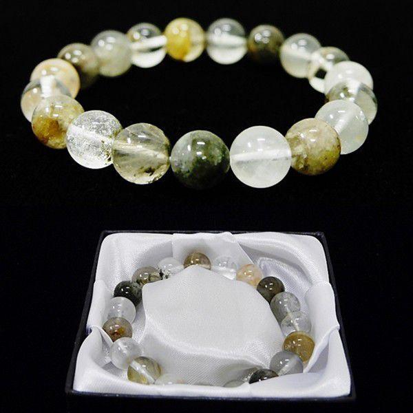[特選品天然石] ガーデンクオーツ 庭園水晶 [10.5mm]100209|proud|03