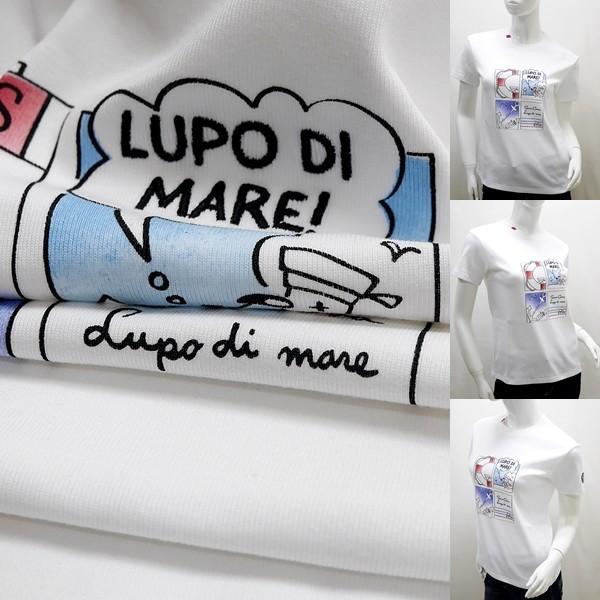 シナコバ レディース ¥16000+税[9号] 半袖Tシャツ LUPO DI MARE アニメプリントデザイン 20221046       sc KNs l 20180540|proud|06