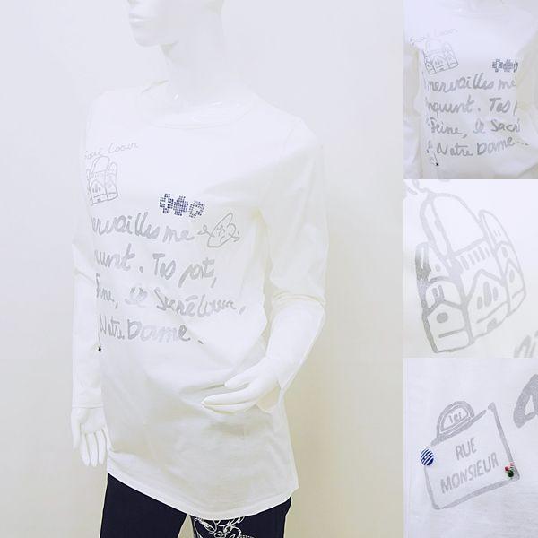 カステルバジャックレディース¥17000+税 [42/11号] \長袖 Tシャツ]4062011 jcTAfl6lt 22070|proud|02