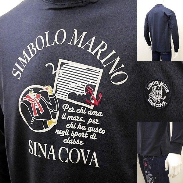 シナコバ アウトレット¥11000+税 [M]長袖Tシャツ ハイネックモデル]40909002      scTAfm|proud|03