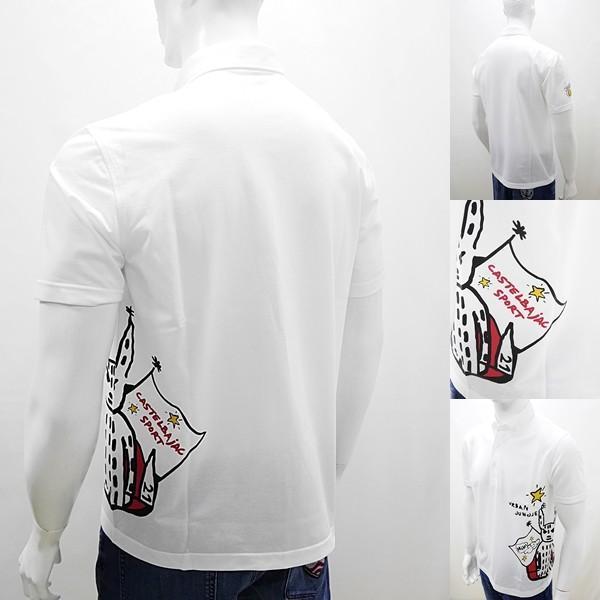 [カステルバジャックアウトレット]¥22000+税 [L]半袖ポロシャツ ALTIMA]60127066             jcTSsm 23970|proud|06