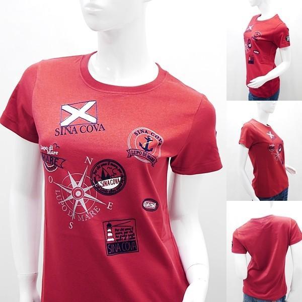 シナコバ レディース¥11000+税 [F]半袖 Tシャツ フロントデザイン]60206093             scTSsl16110630|proud|02