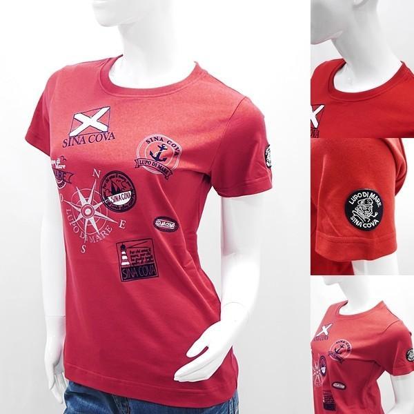 シナコバ レディース¥11000+税 [F]半袖 Tシャツ フロントデザイン]60206093             scTSsl16110630|proud|03