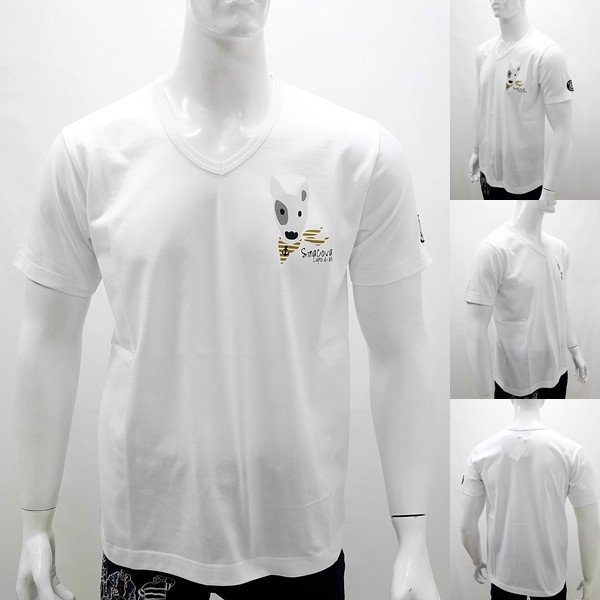 シナコバ アウトレット¥11000+税 [L]半袖 Tシャツ メンズ ブルテリアモデル]70119087                 scTSsm 16120580|proud|02