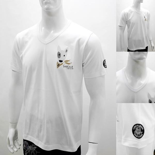 シナコバ アウトレット¥11000+税 [L]半袖 Tシャツ メンズ ブルテリアモデル]70119087                 scTSsm 16120580|proud|03