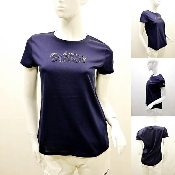シナコバ レディース¥12000+税 [F]半袖Tシャツ フロントロゴデザイン]80118110 -e            scTYsl 17180520|proud|05