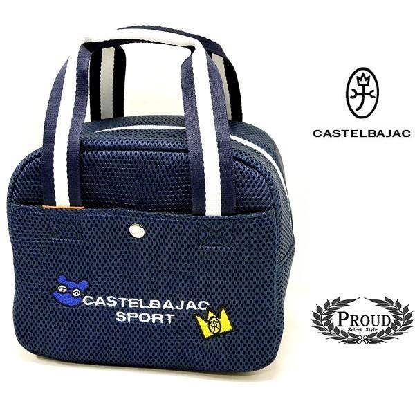 カステルバジャック スポーツ¥12000+税 [F]バッグ ゴルフ メンズ/レディース]70204019              jcTYsm 24203|proud
