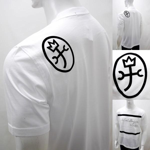 [カステルバジャックアウトレット]¥23000+税 [L]半袖Tシャツ メッシュレイヤード Swiss Cotton Premium]70204031              jcTYsm  21370 proud 06