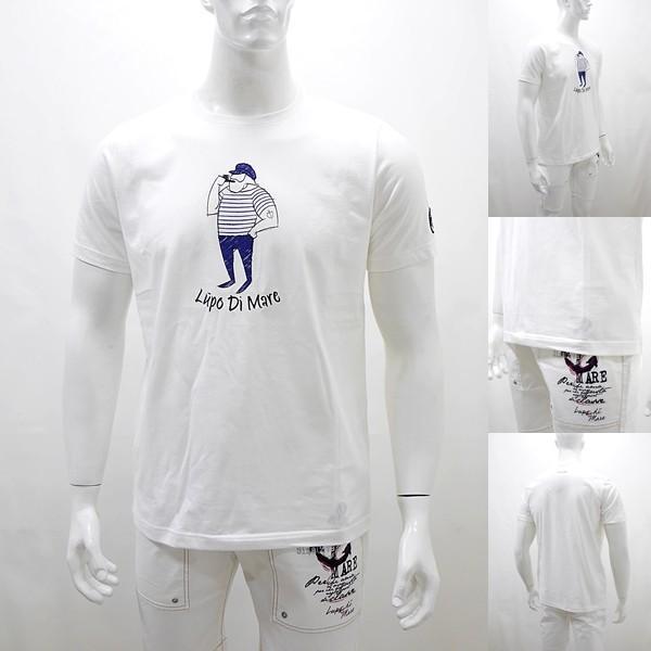 シナコバ アウトレット¥13000+税 [L]半袖 Tシャツ メンズ フロントキャッチーキャラクター SINACOVA PORTOFINO]80118081      scTYsm 17130580 proud 05