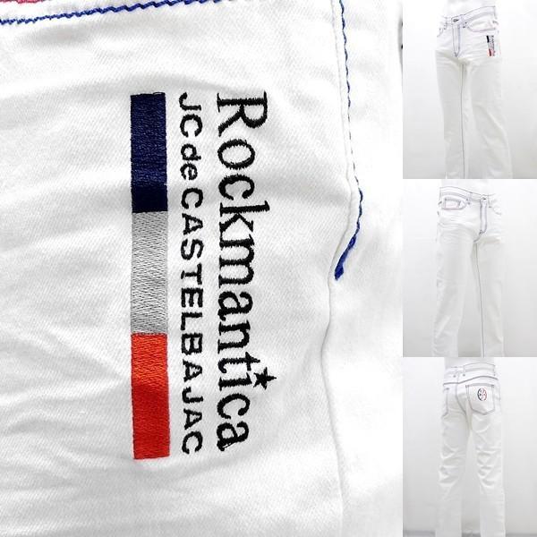 [カステルバジャック特選品]¥20000+税 [82]ジーンズ Rockmantica シェービングメイク]80201077             jcTIsm 21650|proud|05