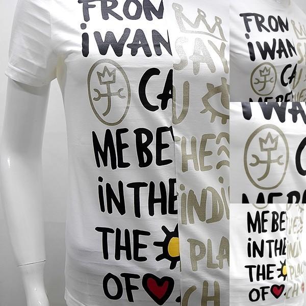 [カステルバジャックレディース特選品]¥19000+税 [11号]半袖Tシャツ フロントパネルロゴアートデザイン]80201085              jcTIsl 22770 proud 05