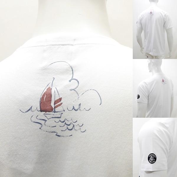 シナコバ 特選品¥12000+税 [L]半袖 Tシャツ メンズ マリンアートデザインSINACOVA SARDEGNA] 80208087                scTIsm 18110580|proud|05