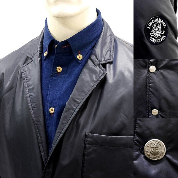 シナコバ ¥53000+税 [L] ジャケット メンズ ライトウエイトキルティング カジュアルテーラード SINACOVA PORTOFINO] 80901058                scTIfm 18233050|proud|04