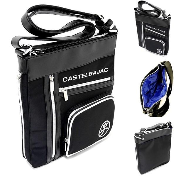 カステルバジャック ¥13000+税 [F]ショルダー バッグ メンズ/レディース ファスナーデザインワーク 90203009              jcTCsm 23003|proud|05