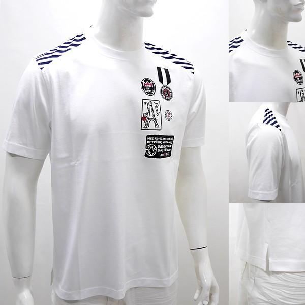 カステルバジャック アウトレット ¥20000+税 [L/48]半袖 Tシャツ メンズ KING OF WORLD PARIS Swiss Ctton Premium 90203022  jcTCsm 21070|proud|03