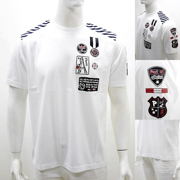 カステルバジャック アウトレット ¥20000+税 [L/48]半袖 Tシャツ メンズ KING OF WORLD PARIS Swiss Ctton Premium 90203022  jcTCsm 21070|proud|04