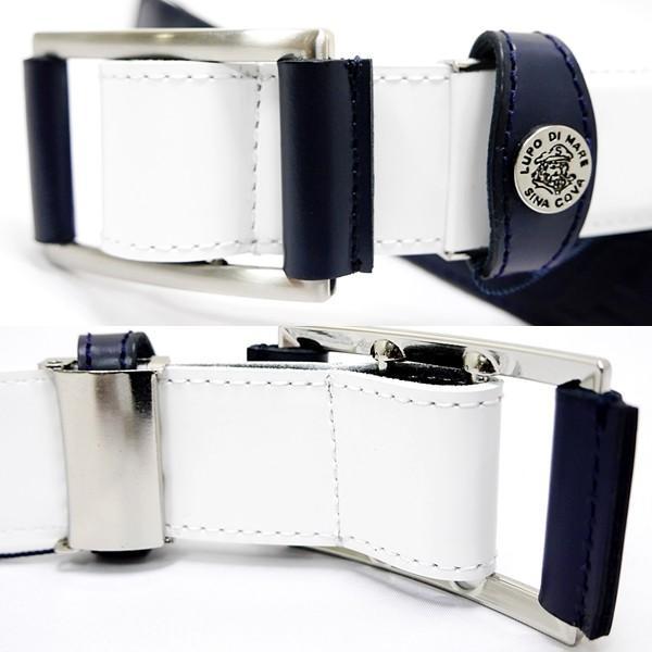 シナコバ ¥18000+税 [F]牛革 ベルト メンズ フリーウエストバックル ロゴプレスデザイン 90207011               scTCsm 19176010|proud|04
