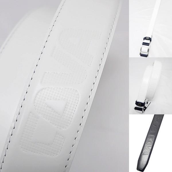 シナコバ ¥18000+税 [F]牛革 ベルト メンズ フリーウエストバックル ロゴプレスデザイン 90207011               scTCsm 19176010|proud|05