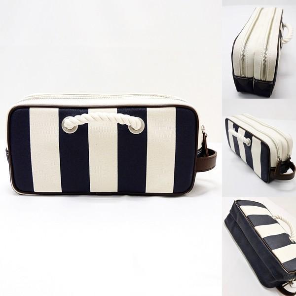 シナコバ ¥28000+税 [F] セカンド バッグ メンズ 帆布 Wファスナー アイコンリアルロープデザイン 90207039        scTCsm 19177020|proud|03
