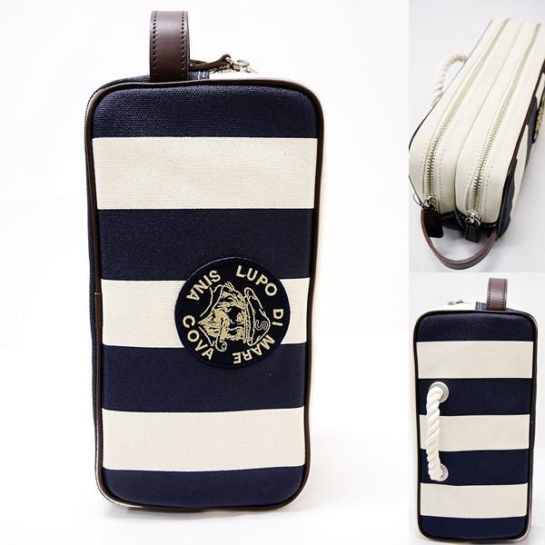シナコバ ¥28000+税 [F] セカンド バッグ メンズ 帆布 Wファスナー アイコンリアルロープデザイン 90207039        scTCsm 19177020|proud|07