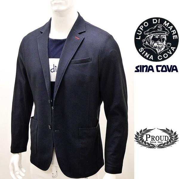 シナコバ ¥43000+税 [LL] ジャケット メンズ  CooL MaX サマーイージー テーラード SINACOVA PORTOFINO 90207046    scTCm 19133060|proud
